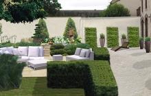 Jardin en Eure-et-Loir