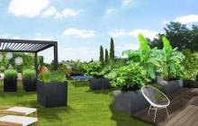 Terrasse au Plessis-Robinson
