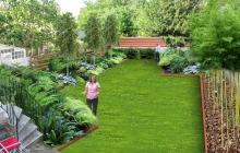 Jardin à Vitry-Sur-Seine